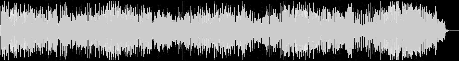 ひょうきんで元気なギャグ系リコーダー曲の未再生の波形