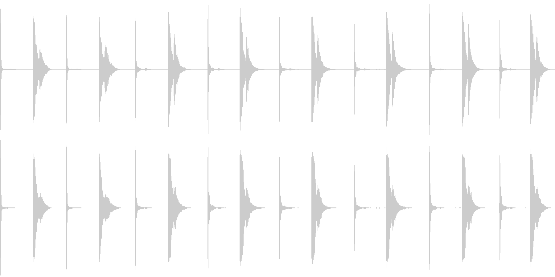 FAMAS F1グレネードランチャ...の未再生の波形
