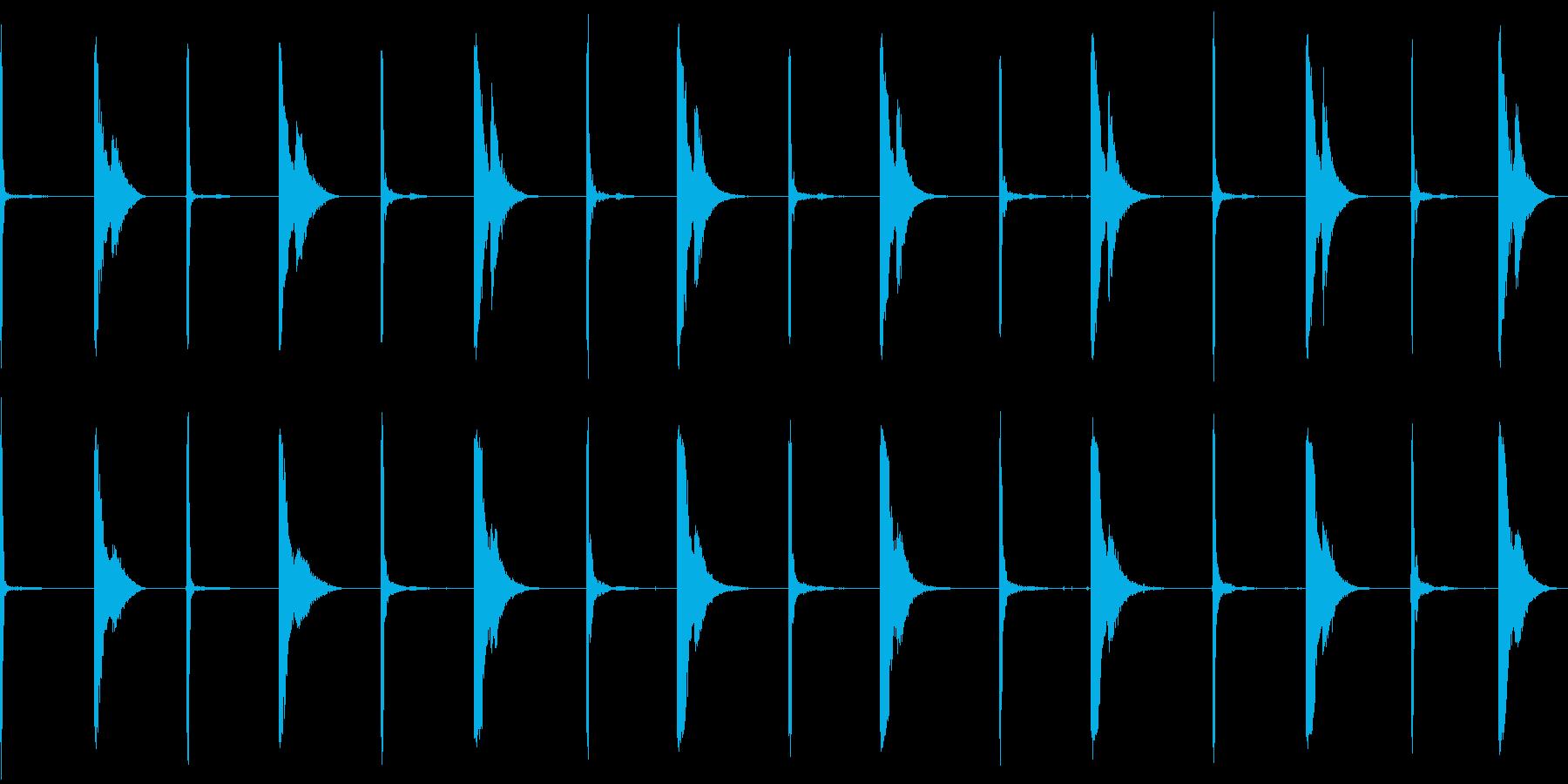 FAMAS F1グレネードランチャ...の再生済みの波形