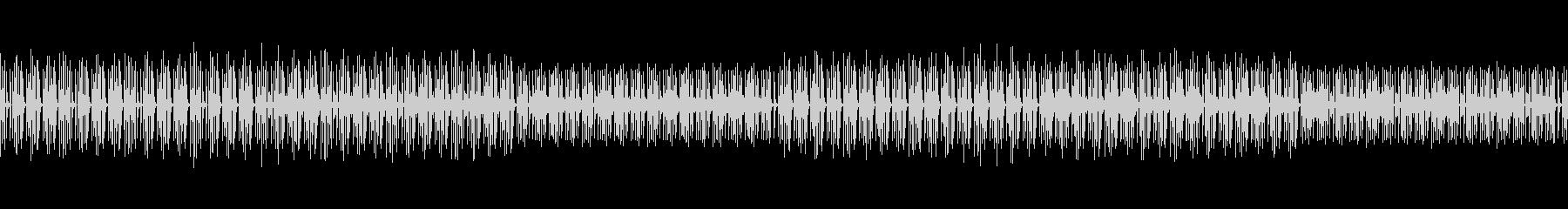 怪しい、けどかわいいポップな木琴BGMの未再生の波形
