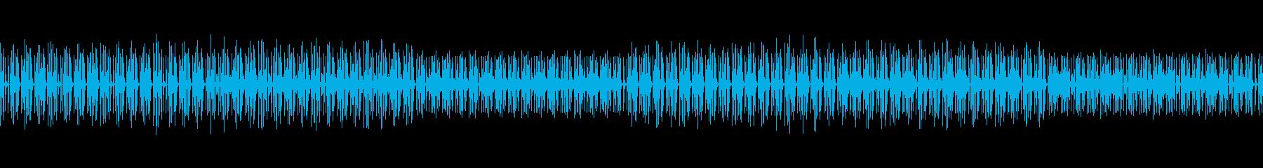怪しい、けどかわいいポップな木琴BGMの再生済みの波形