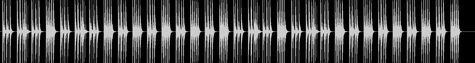 ほのぼのしたアニメ系BGMの未再生の波形