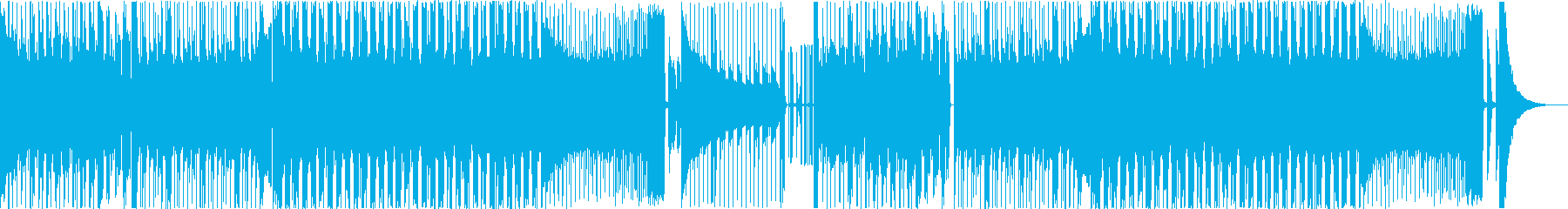 EDM バトル 攻撃 戦闘 格闘 命がけの再生済みの波形