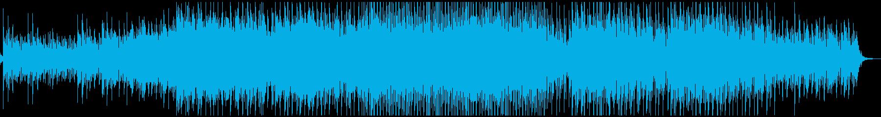 ポップロック 前衛交響曲 企業イメ...の再生済みの波形