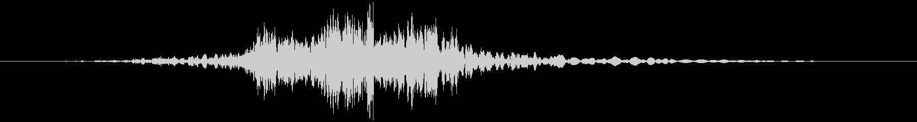 スペーステレポートウォーブリングラ...の未再生の波形