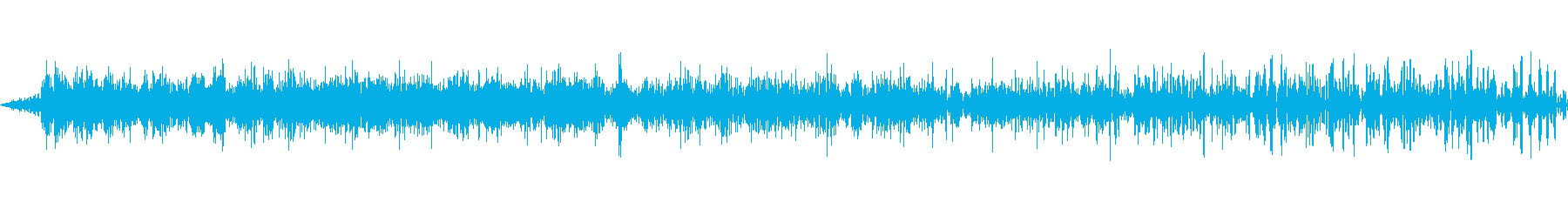 巻き戻し3の再生済みの波形