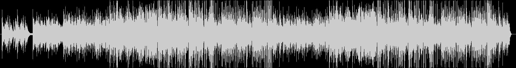 優しく切ないピアノメインのバラードの未再生の波形