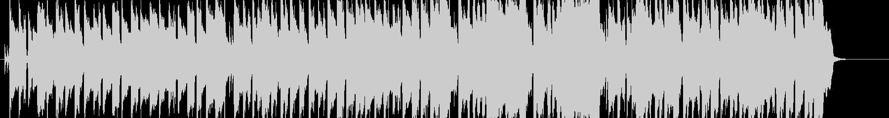 小学校の音楽室から聞こえてくるような演奏の未再生の波形