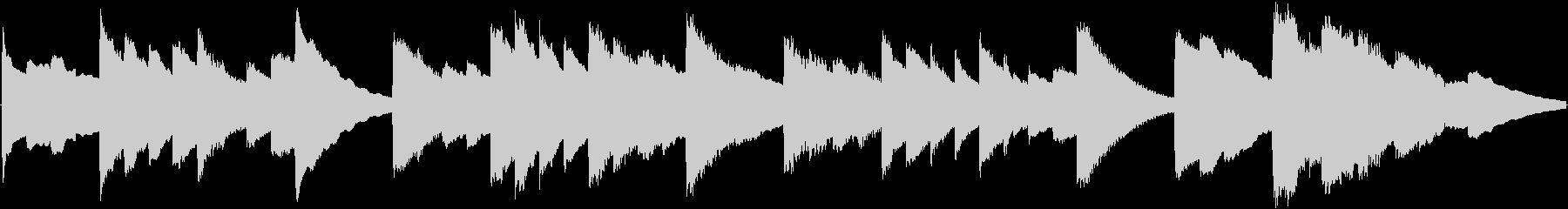簡易説明 オルゴールの曲で、着信音やC…の未再生の波形