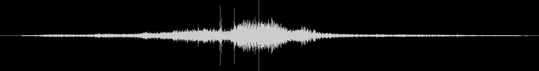 ハマーH2 Suv:Ext:未舗装...の未再生の波形