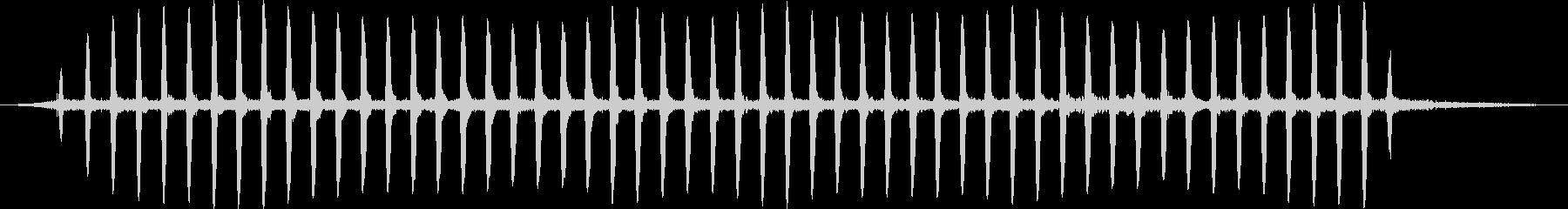 ピグミーフクロウ:呼び出し、鳥の未再生の波形