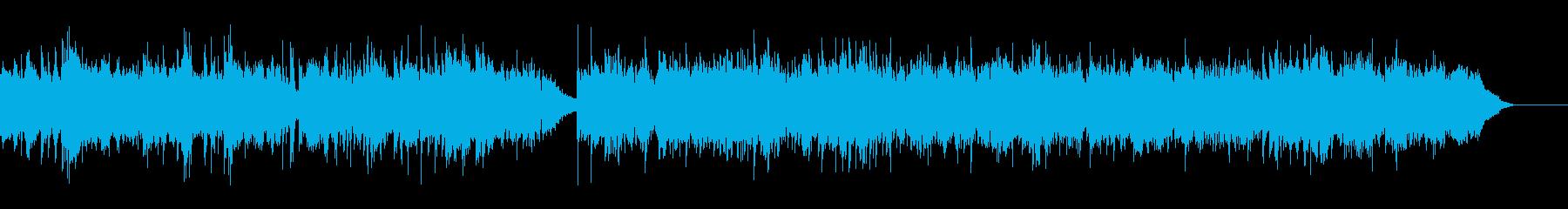 クライスレリアーナ第4曲の再生済みの波形