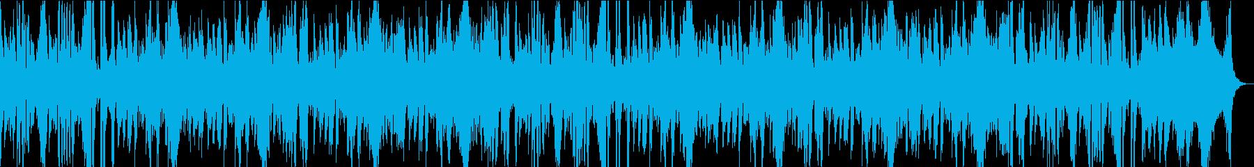 13秒でサビ、おだやか/静かめの再生済みの波形