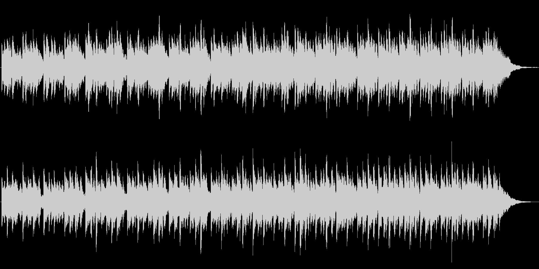 シンセの音色がかわいいジングル2の未再生の波形