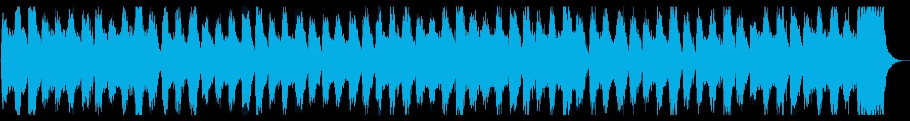 神々しい✡都市伝説に✡合いそうなクワイアの再生済みの波形