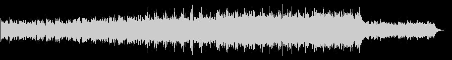 企業VP、CM18。ピアノエレクトロの未再生の波形