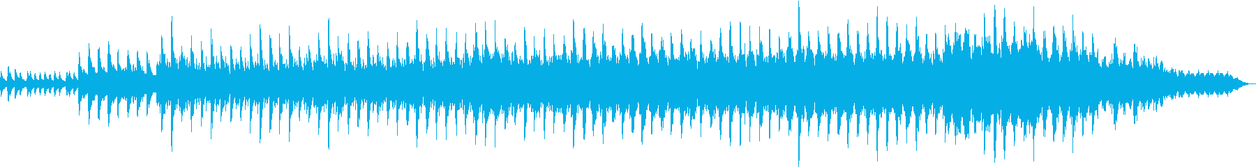 ノスタルジックな感じ、ノスタルジッ...の再生済みの波形