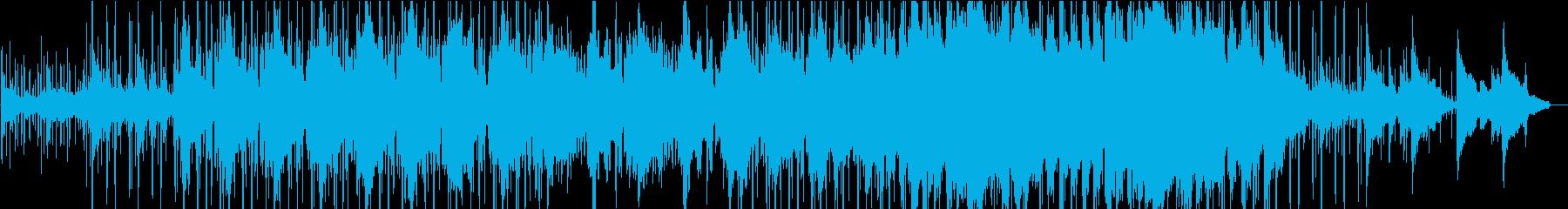 和風の癒しHipHop・ナイトルーティンの再生済みの波形