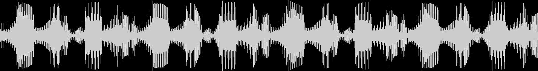 Techno ベース 4 音楽制作用の未再生の波形