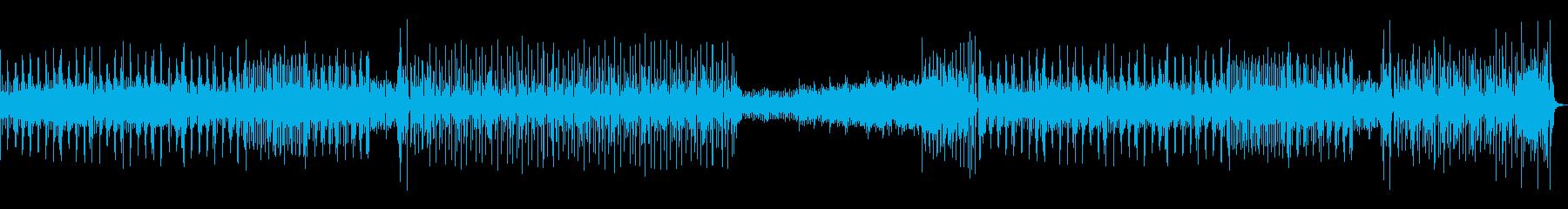 汎用性のある、のほほんアコースティック曲の再生済みの波形