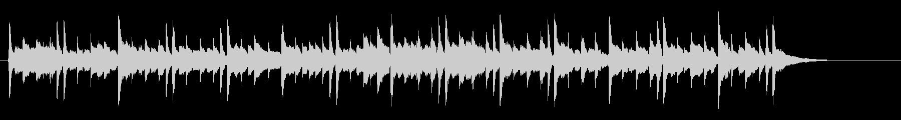 鳴り響くアルペジオギターは、きらめ...の未再生の波形