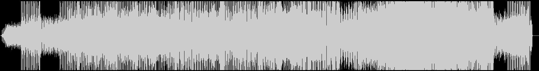 DUSKの未再生の波形