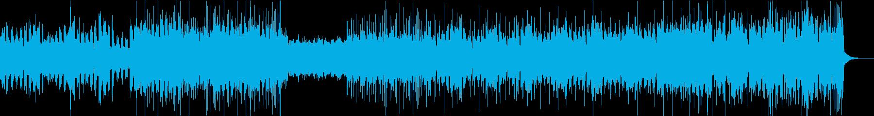 ドラマチックチップチューン【ファミコン】の再生済みの波形