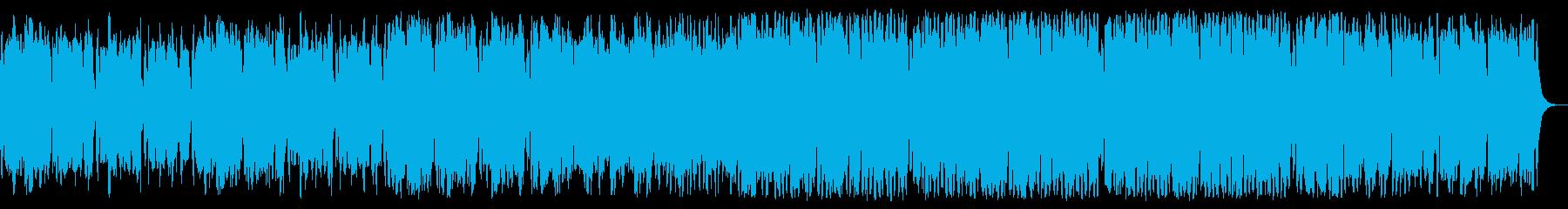 力強いドワーフのような おまぬけコミカルの再生済みの波形