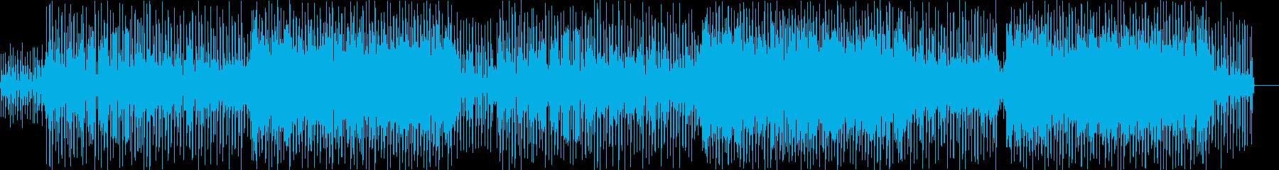 【生演奏】爽やかで前向きアコギポップスAの再生済みの波形