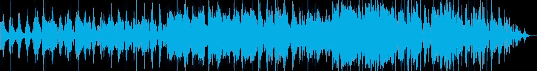 女性ボーカルのポップ/オルタナティ...の再生済みの波形