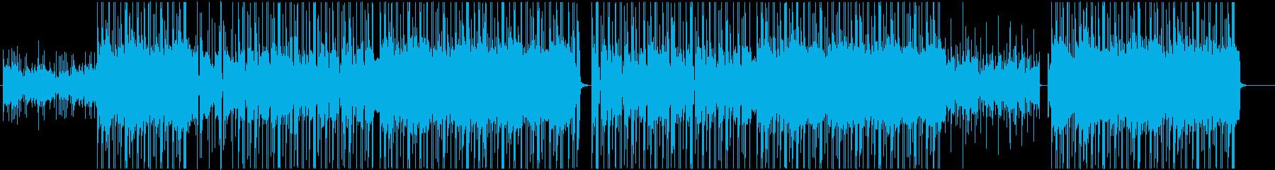 和、オリエンタルトラップソウル、R&B♫の再生済みの波形