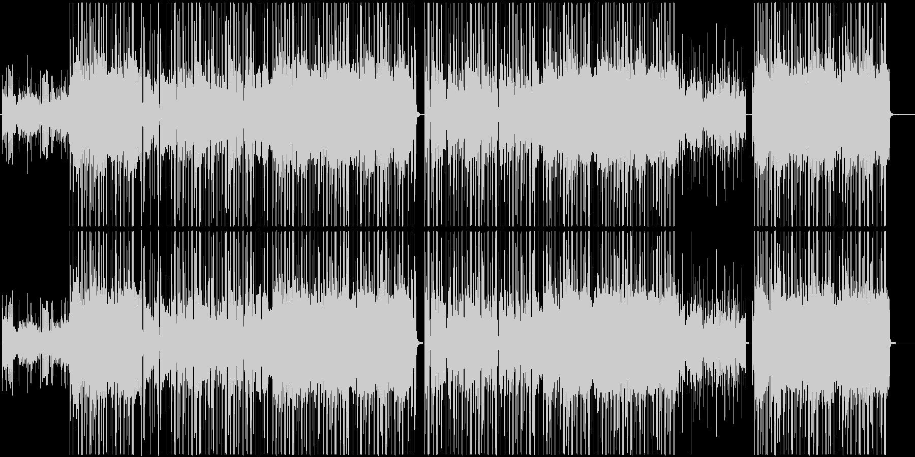 和、オリエンタルトラップソウル、R&B♫の未再生の波形