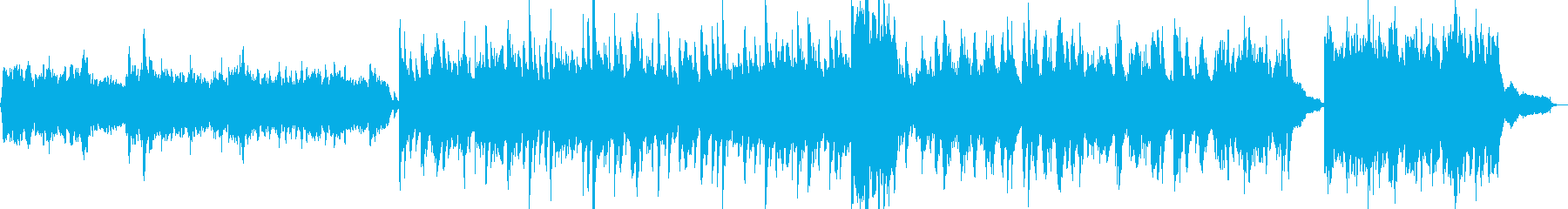 チェロとピアノの幻想的な楽曲の再生済みの波形