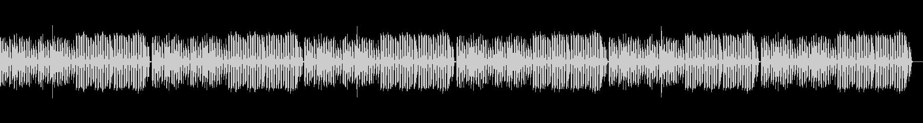 YouTube ほのぼの ピアノ のどかの未再生の波形