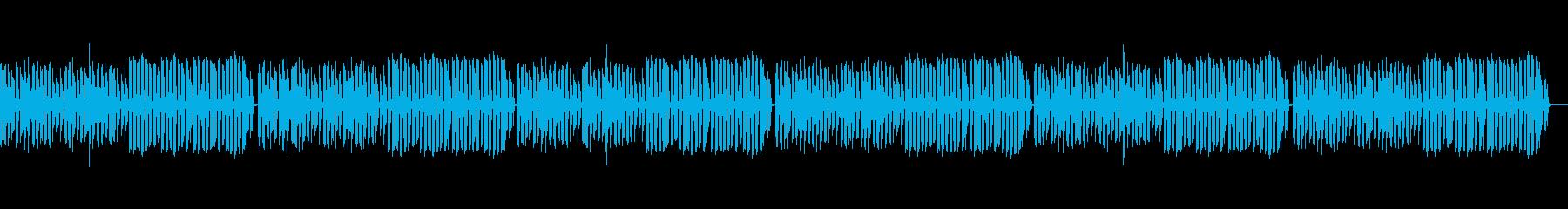 YouTube ほのぼの ピアノ のどかの再生済みの波形