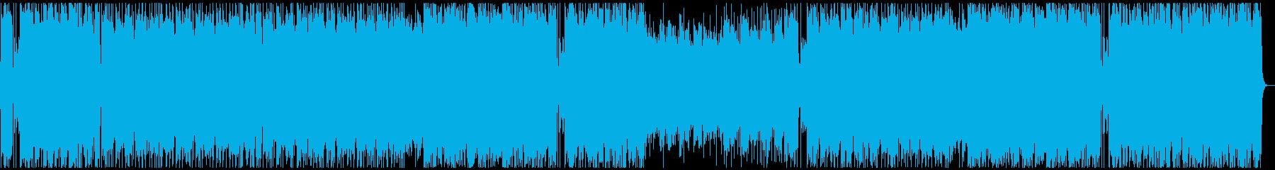 インディーロック アンビエントミュ...の再生済みの波形