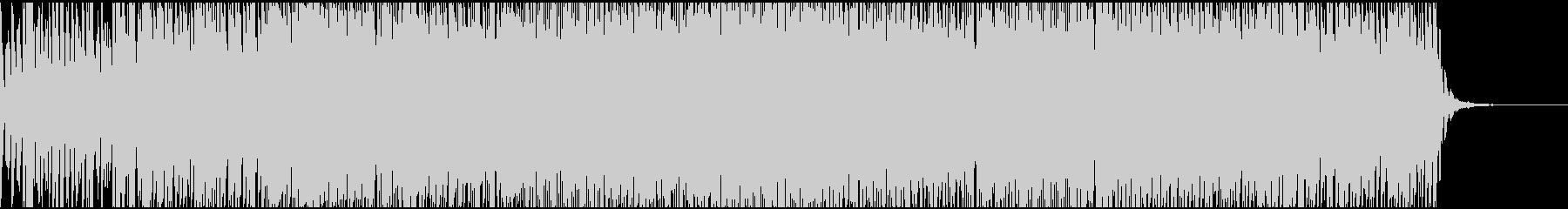 競争(競技)のイメージの未再生の波形