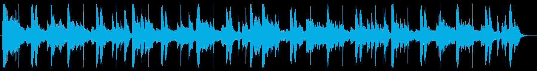 儚げ/R&B_No606_4の再生済みの波形