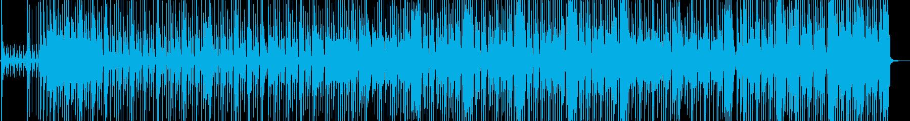 魅惑的な雰囲気・妖艶なR&B 短尺の再生済みの波形