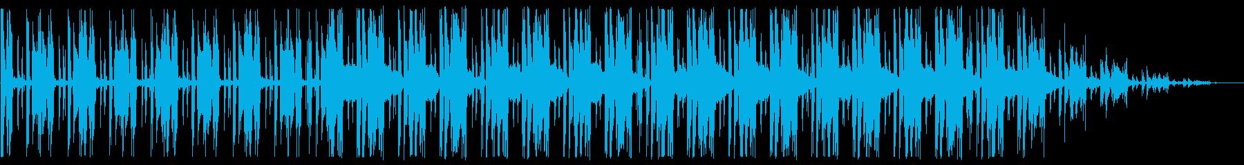 寂しげ/ヒップホップ_No476_3の再生済みの波形
