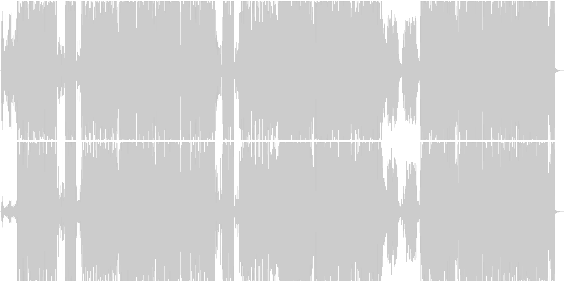 生演奏。アコギ主体の爽やかなロック。の未再生の波形
