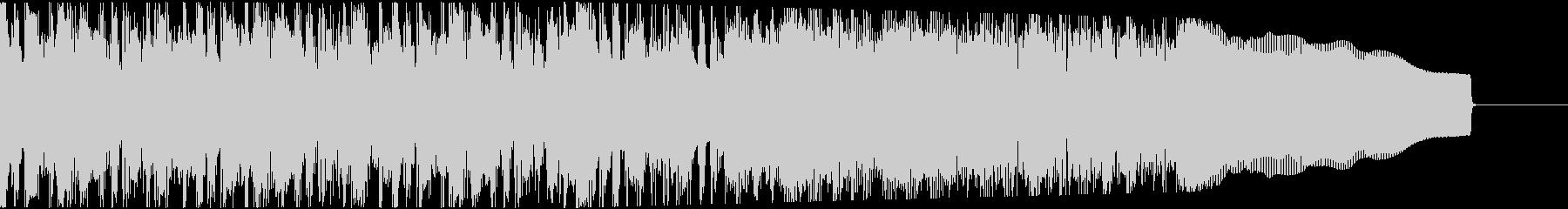カントリー風ギターイントロ−05の未再生の波形