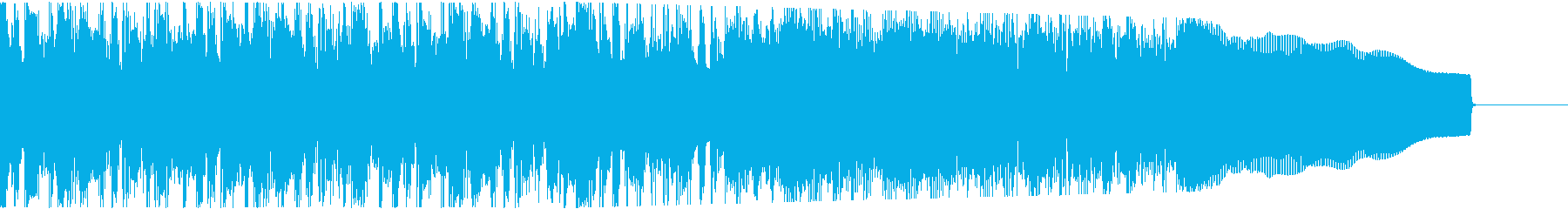 カントリー風ギターイントロ−05の再生済みの波形