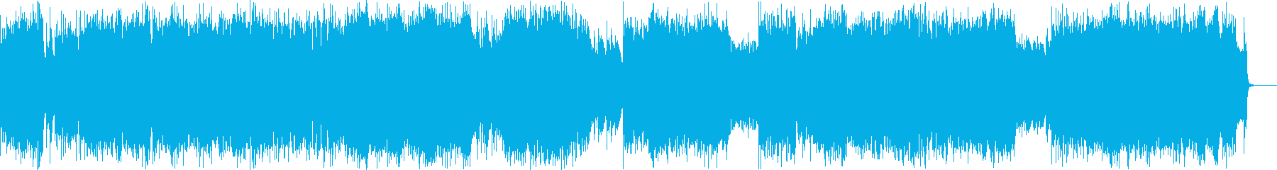metalの再生済みの波形