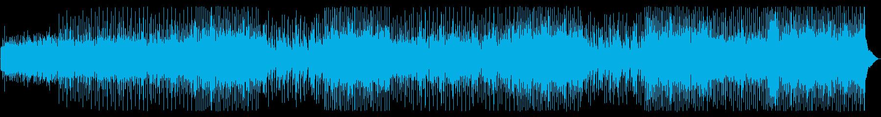 マンドリン、ギター、アコーディオン...の再生済みの波形