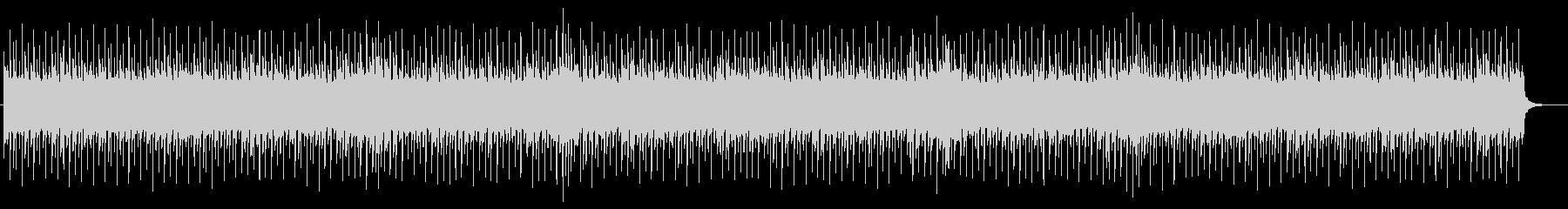ナレーションバックに~DISCOポップの未再生の波形