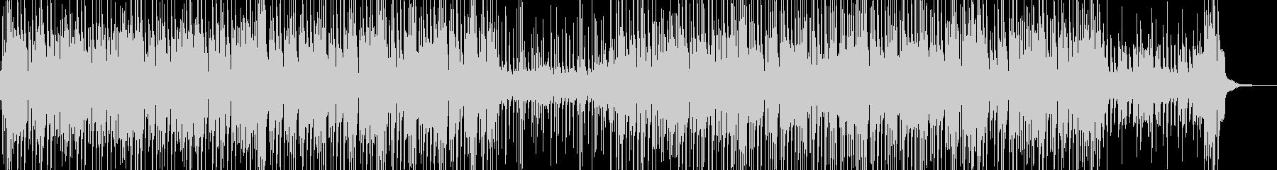 日常 まったりな雰囲気に適したBGMの未再生の波形