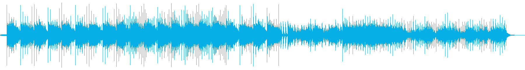 ピアノNewAge & Ambientの再生済みの波形