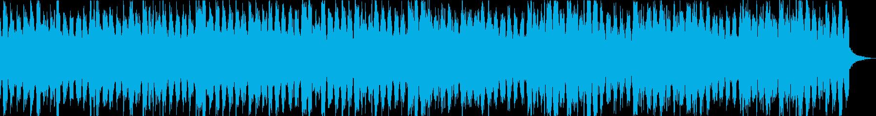 ホラー・ミステリー系 緊張感 謎解き系の再生済みの波形