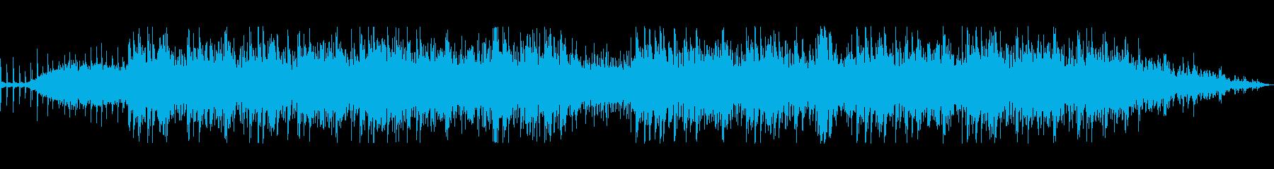 12弦ギターとピアノを中心とした静かな曲の再生済みの波形